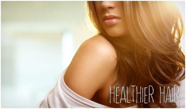 здрава и сияйна коса със спирулина