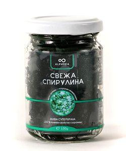 Свежа_Спирулина_Alphyca