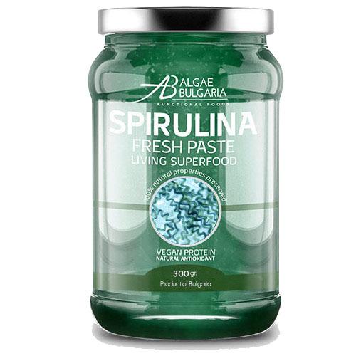Спирулина свежа, прясна суперхрана., spirulina