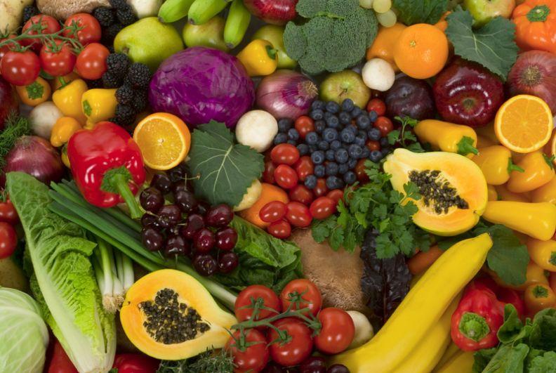 най-добрите плодове и зеленчуци за детокс