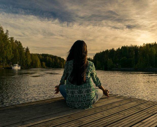 спирулина и медитация