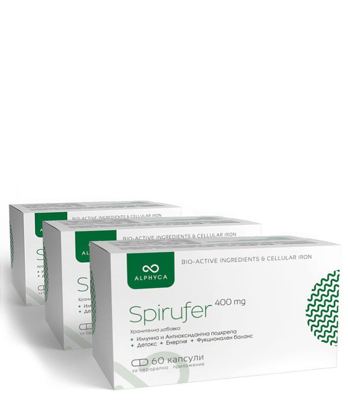 имуностимулатор, повишаване на иминитета, спирулина капсули