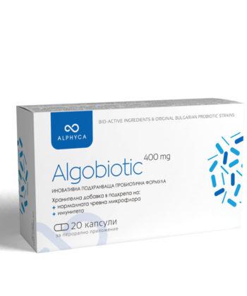 пробиотик, спирулина, алгобиотик